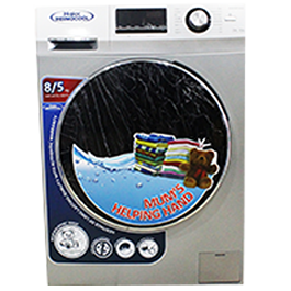 Haier Thermocool Front Load Washing Machine (8.5Kg) HW60 12829