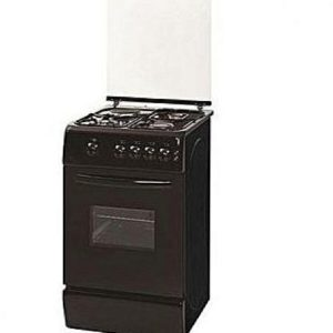 TEC COOKER STAND GAS/ELECTRIC SUPREME 504G BLACK