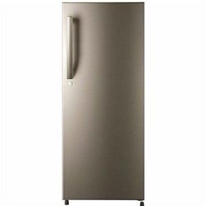 Haier Thermocool Single Door Medium Refrigerator - 195 Litres - HR-195 slv