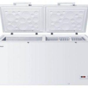 Haier Thermocool 519Ltr Chest Freezer HTF 519 silver