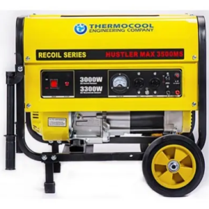 Thermocool Generator - 3.0kw/3.3kw - Hustler Max 3500 Manual Start