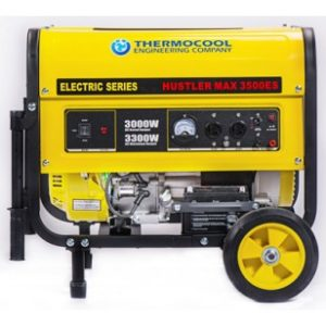 TEC Generator (3.0kW/ 3.5kVA) Hustler Max Electric Start
