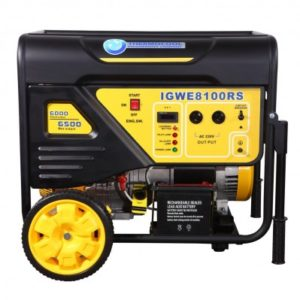 TEC Generator (6.5kW / 6kVA/7.5kVA) Igwe Max 8100 Remote Start