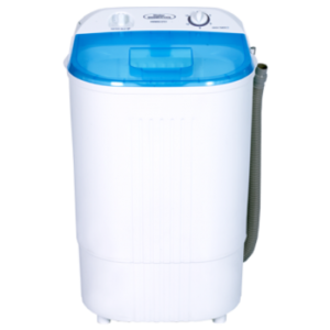 "Haier Thermocool ""My Baby"" Washing Machine (2KG) HWM50-0701 (Blue & White Lid)"