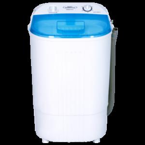 "Haier Thermocool ""My Baby"" Washing Machine (2KG) HWM50-0701 (Blue & White Lid)"