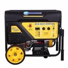 Haier Thermocool Generator BIGBOY 4400ES Elect
