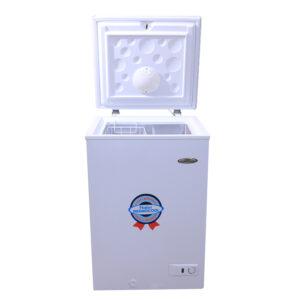 Haier Thermocool Small Inverter Chest Freezer HTF-100H - WHITE (Energy Saving)
