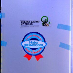 Haier Thermocool Single Door Small Inverter Refrigerator HR-134 -Silver