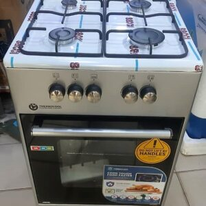 THERMOCOOL GAS COOKER MY LADY 504G OG-4540 INX