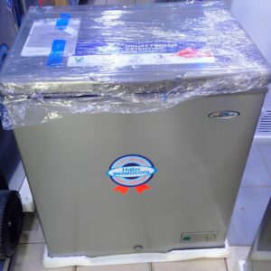 Haier Thermocool Inverter Chest Freezer HTF-150H SILVER