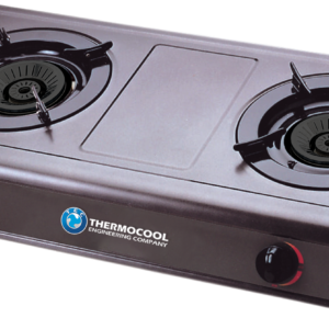 THERMOCOOL 2 HOB TABLE BURNER (TGC-2TA TEFLON DUO)