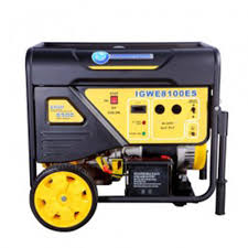 TEC Generator (6.5kW / 6kVA/7.5kVA) Igwe Max 8100 Electric Start