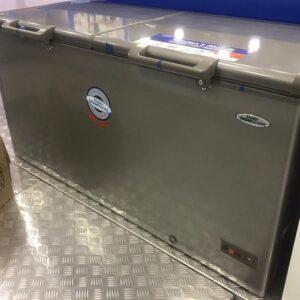 Haier Thermocool 519Ltr Inverter Chest Freezer HTF 519 silver
